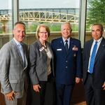 WHO'S WHO IN DEFENSE RECEPTION 2015