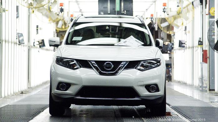 Nissan suppliers pile on hundreds of new jobs