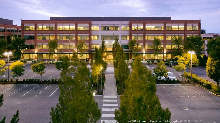 Microsoft Corp  leases 86,000 square feet near downtown