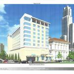 Proposal for luxury Hyatt pits past vs. future