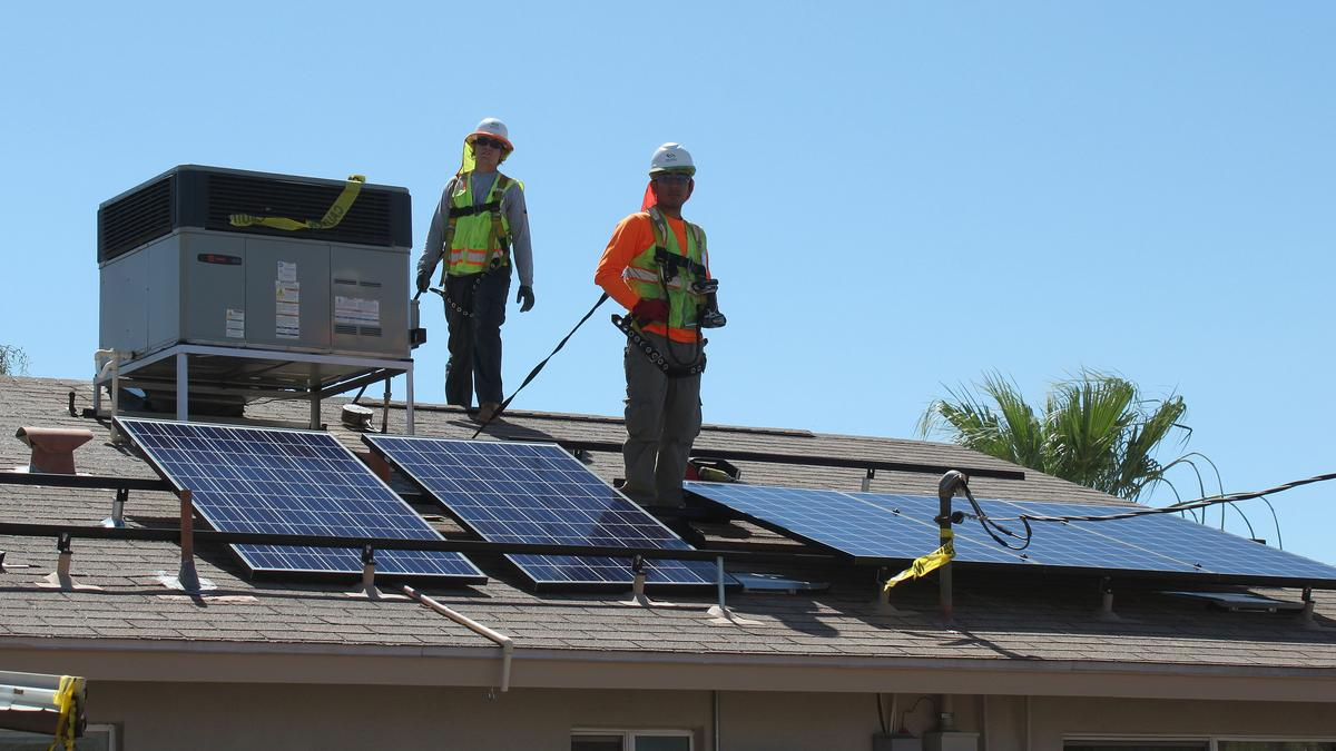 Aps Solar Industry Stakeholders Agree On Rate Case