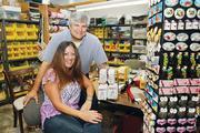 Rick and Judy Renaud, principal owners of J&K Novelty