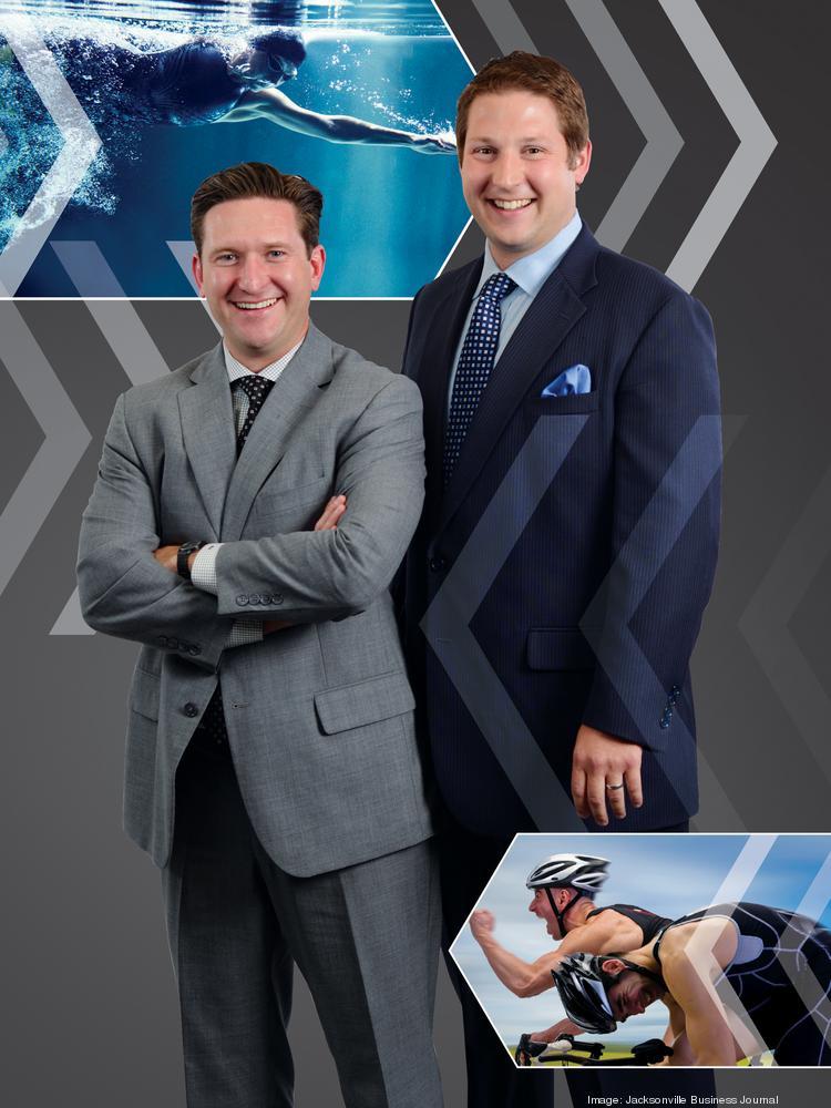 Greg Jones and Ricky Caplin of The HCI Group.