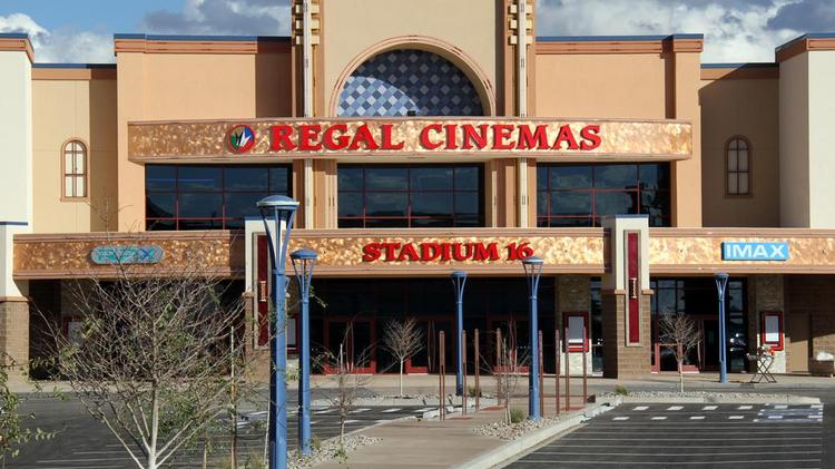 Regal cinama 14 movie listings