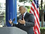 Former Charlotte mayor Anthony Foxx sued for $421,000