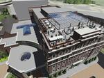 ​Hotel developers want city-owned parking spaces