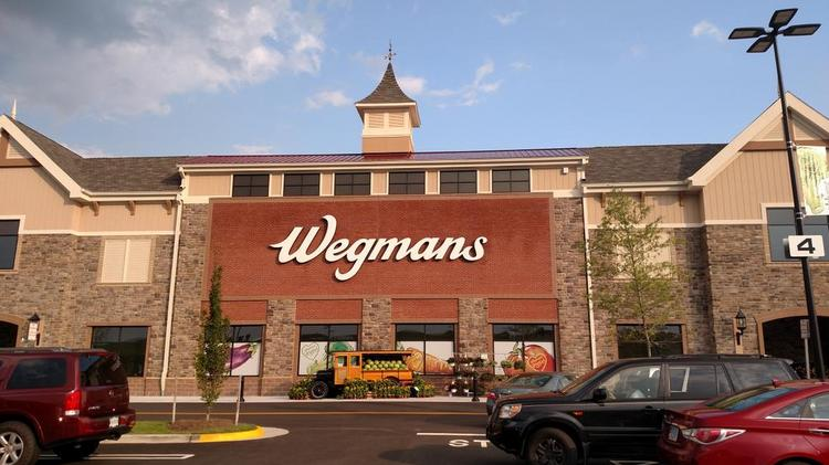 How an app is helping the visually impaired shop at Wegmans