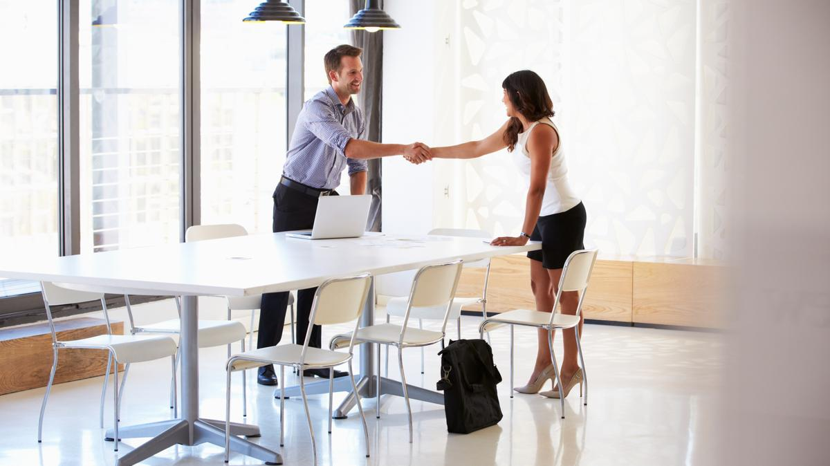 13 ways to make any office guest feel welcome - The Business Journals