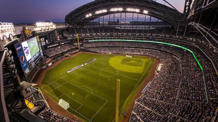 Image result for miller park soccer