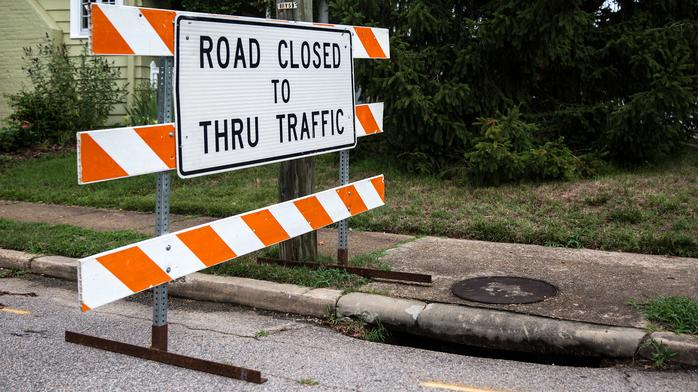 Northbound Interstate 71 downtown will close this weekend