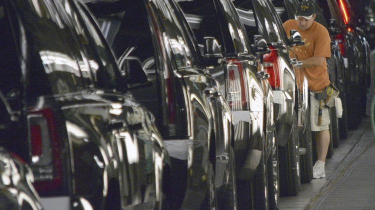 General Motors Employees Affected By Layoffs Could Relocate To