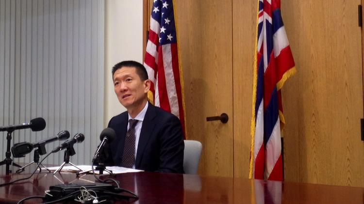 Hawaii Attorney General Doug Chin to step down to focus on