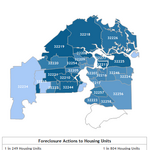 Jacksonville a 'worst' city for foreclosures