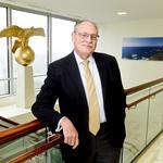 Lifetime Achievement Winner: James Palmer, corporate vice president and former CFO, Northrop Grumman (Video)