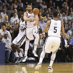 Marc Gasol and Jeff Green to play for Spurs' Popovich