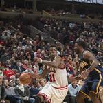 Bulls ticket resale market somewhat soft this season