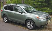 ALL-WHEEL DRIVE: The Subaru Forester has a sticker price of $33,220.