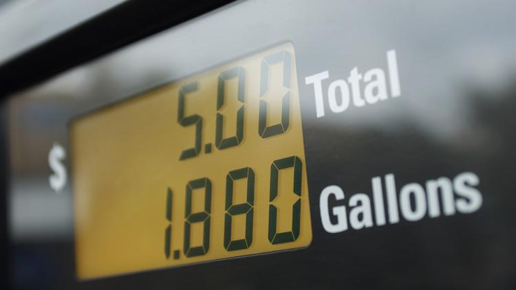 Gas Prices In Arizona >> Arizona Gas Prices Trend Towards Three Year High Phoenix