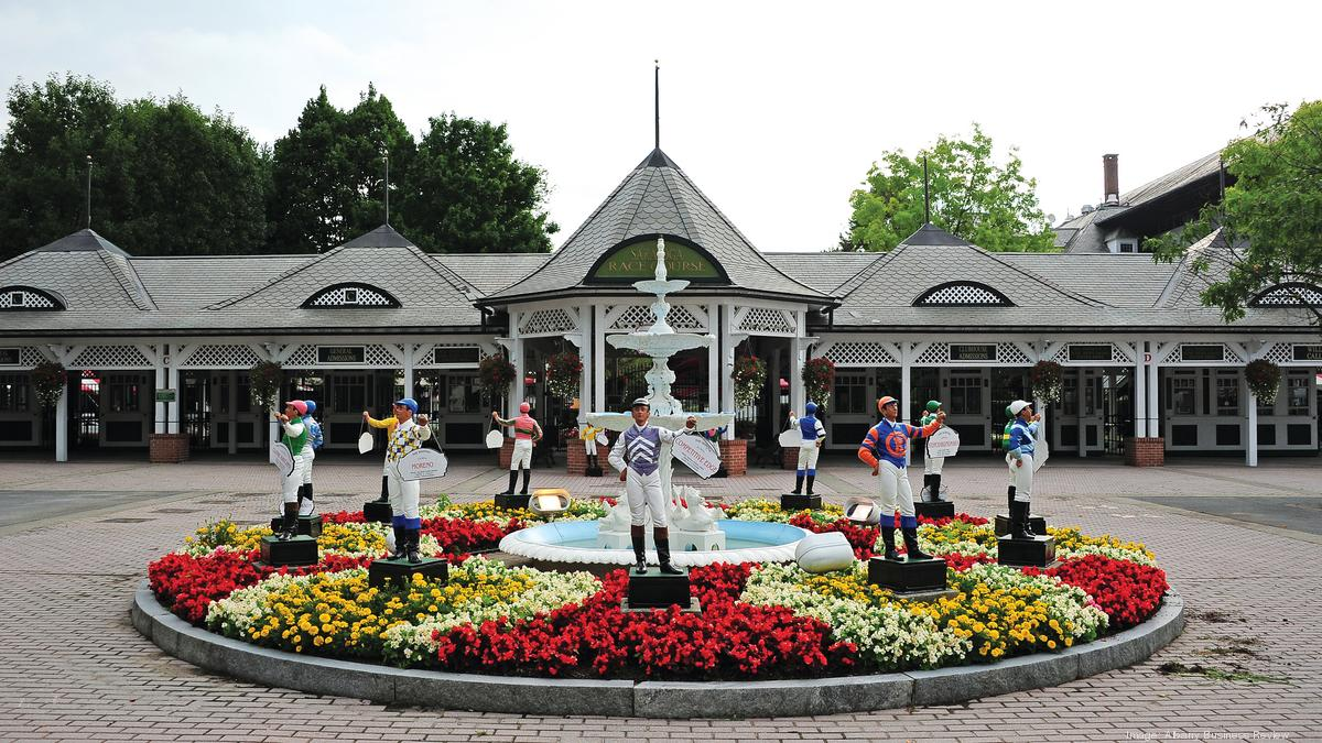 saratoga race course in saratoga springs, ny, schedule released by