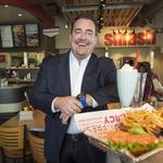 Exclusive: Smashburger CEO has left company