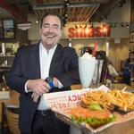Ex-Smashburger CEO lands at pizza-chain company