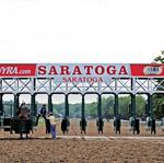 Saratoga racing season opens today