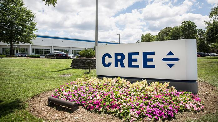 Stock dips as Cree announces joint venture with Chinese firm during 3Q earnings