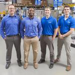 Fastenal adds 1,110 employees in six months