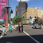 Increased security in downtown Phoenix with Muslim holiday, liberal convention and immigration protest