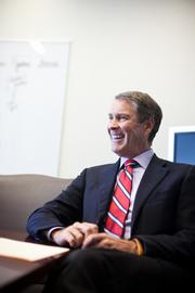Former U.S. Sen. Bill Frist has assembled a team of doctors, investors and partners to launch his first company.
