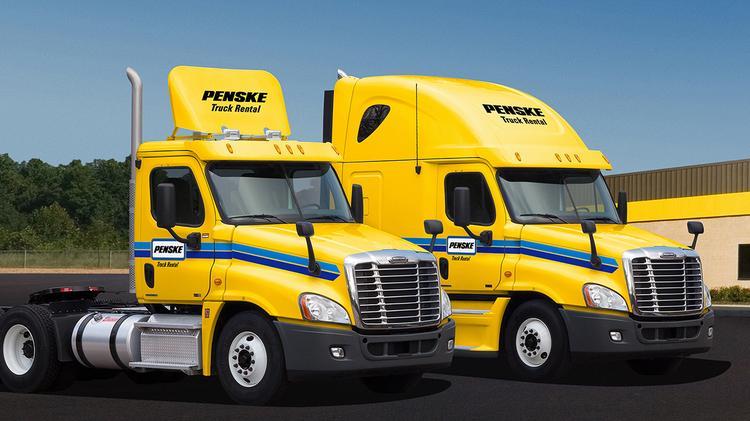 Penske Opens New Trucking Facility In Zelienople