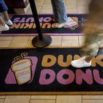​Five things you need to know today, and the death knell for the Dunkin' 'double-cup'?