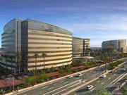 The three mid-rise towers will holder 960KSF of office space and 250KSF of retail space at Chandler 101, Chandler Boulevard and Price Freeway, Chandler.