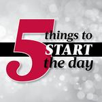 5 things to start the day: 'That ponytail guy' on the cover, and Cigar City's latest ranking