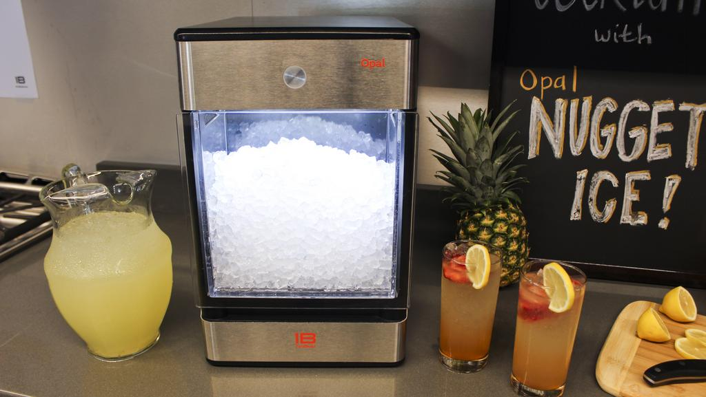 General Electric S Firstbuild Launches Opal An Affordable Nugget Ice Machine Louisville Business First