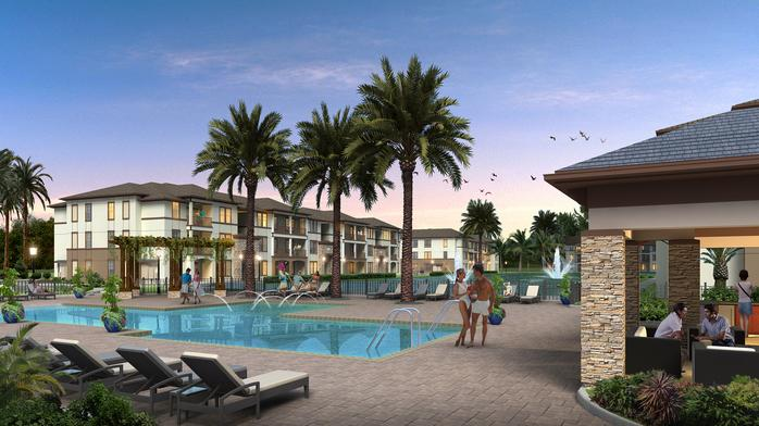 Fashion Square, SeaWorld-area apartment complexes sell for combined $157M