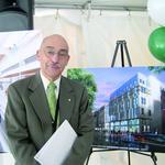 <strong>Silverio</strong> retires, Ganoe takes over as CEO at Evergreen Association