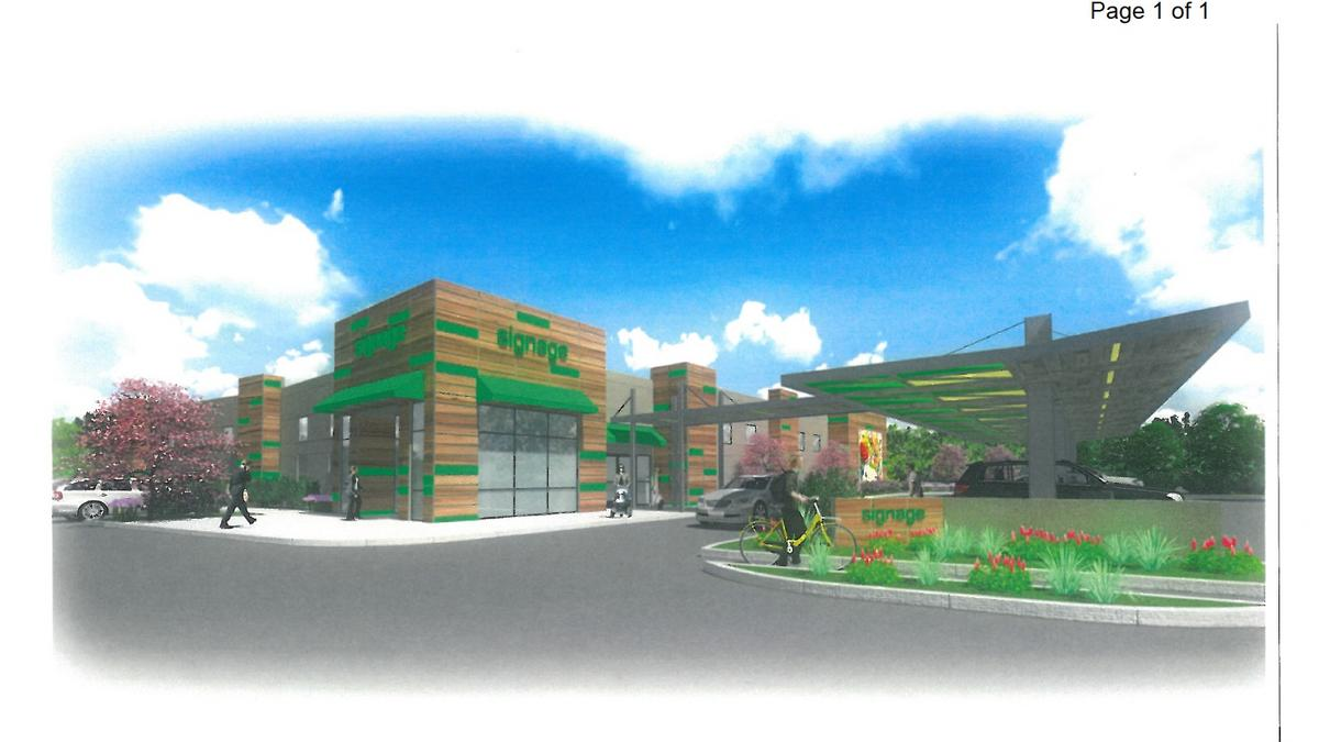 Exclusive: Amazon planning drive-up grocery stores with first coming to Sunnyvale — sources - Silicon Valley Business Journal