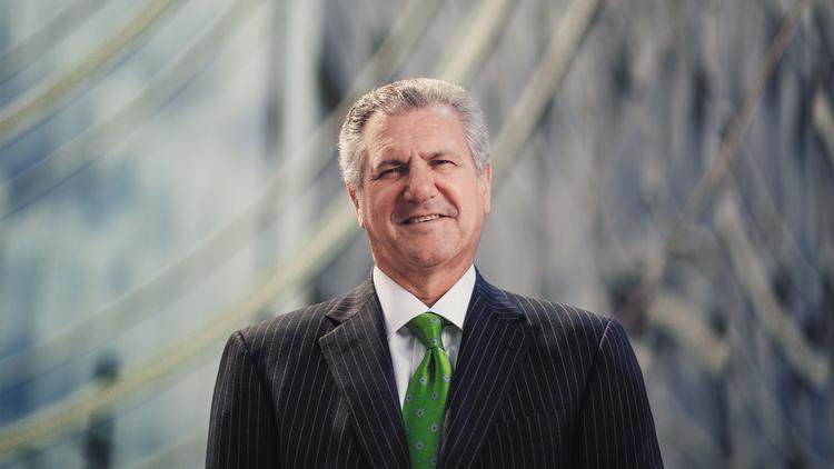 Ken Block, managing principal of Block Real Estate Services LLC