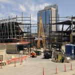 Judge issues ruling in suit seeking to block arena construction