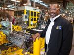 Steve Finch, who led GM Tonawanda Engine Plant for the past 11 years, is retiring