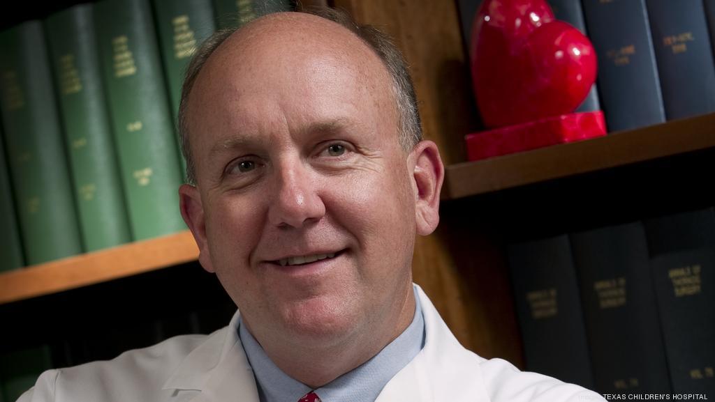Texas Children's Hospital surgeon Charles Fraser joins UT