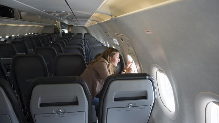 Frontier Airlines Introduces Child Seating Option After