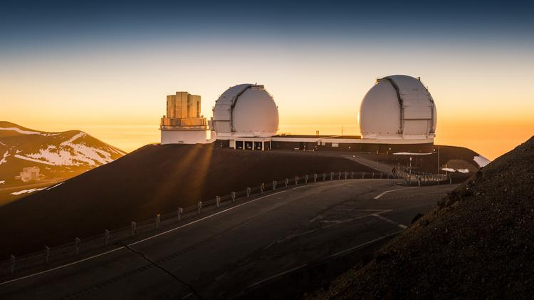 Mauna Kea observatories target future workforce with new ...