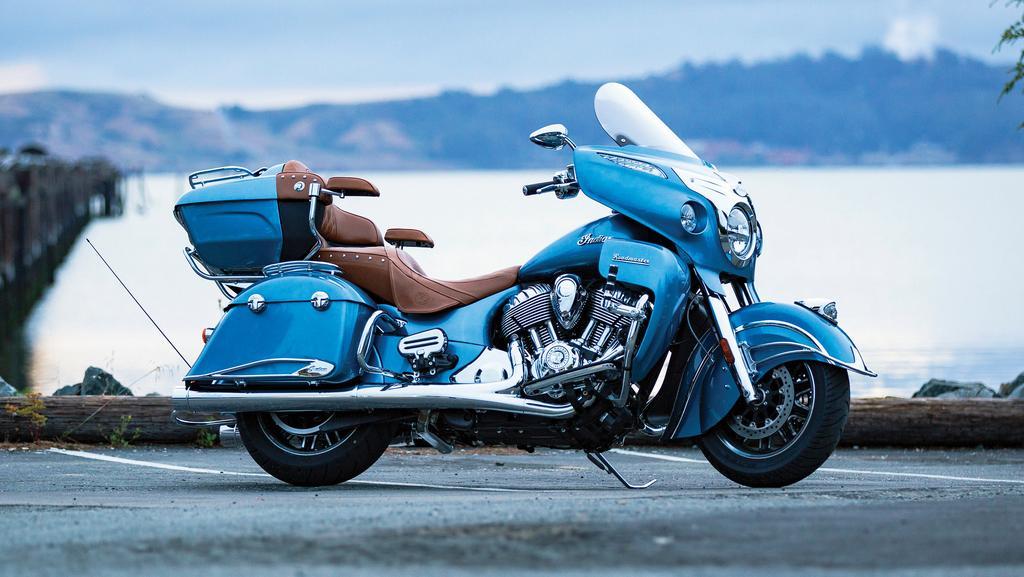 Polaris Reveals 2016 Indian Motorcycle Lineup Photos