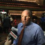 Lou Hamilton resigns as taxicab commission chairman