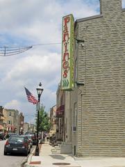 Panino's on Trinity Street has long been vacant.