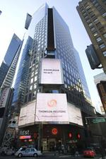 Thomson Reuters to stop selling early info
