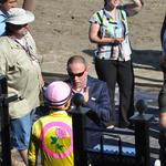 Saratoga's Chad Brown leads North American horse trainers for second year in a row