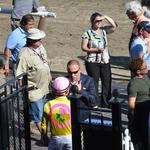 Chad Brown leading the race for Saratoga training title